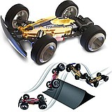 3D Twister RC Car