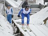Skispringen-Tageskurs in Meinerzhagen, Raum Dortmund in NRW