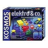 KOSMOS Experimentierkasten - Elektro & Co.